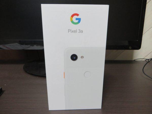 Google pixel 3a レビュー!約5万円で買えるスマホでは最強!
