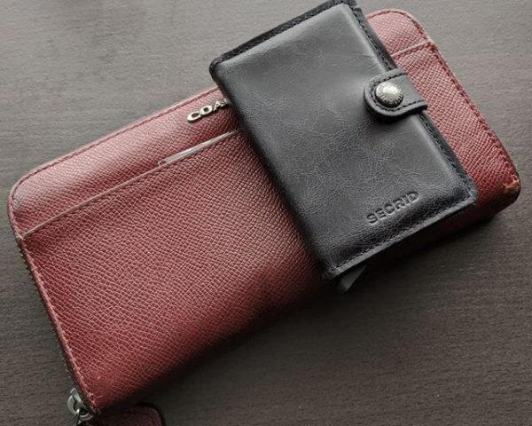 財布の大きさ比較