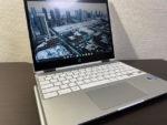 【HP Chromebook x360 12b】レビュー!作業でもエンタメでも活躍するPC