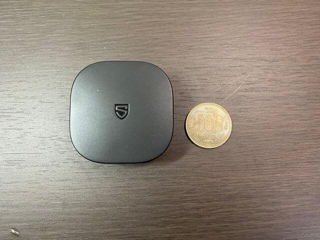 TruAir2と500円