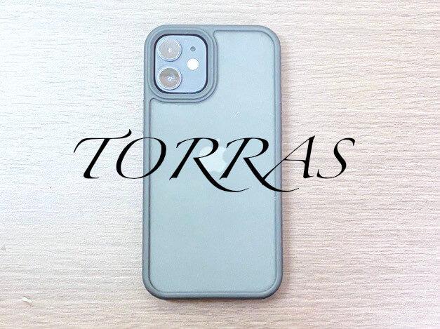 TORRAS 半透明ケース