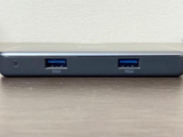 USB-Aポート